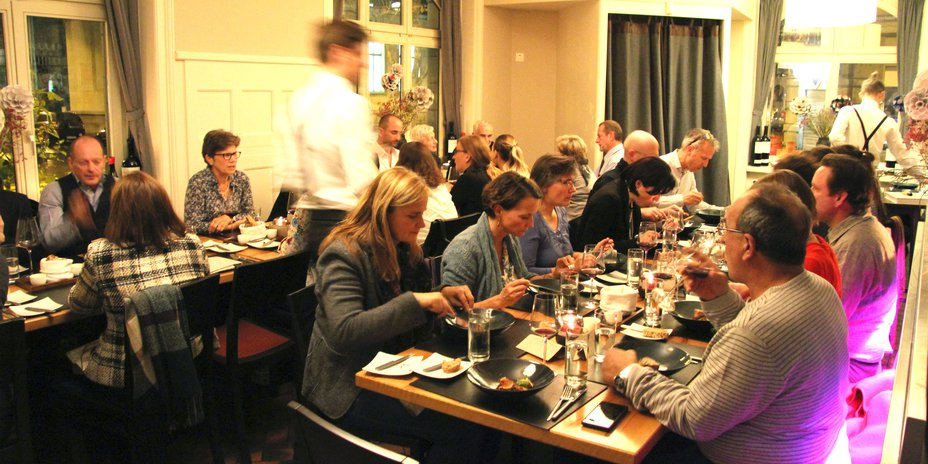 Event EuqiTable Nov. 16 Restaurant